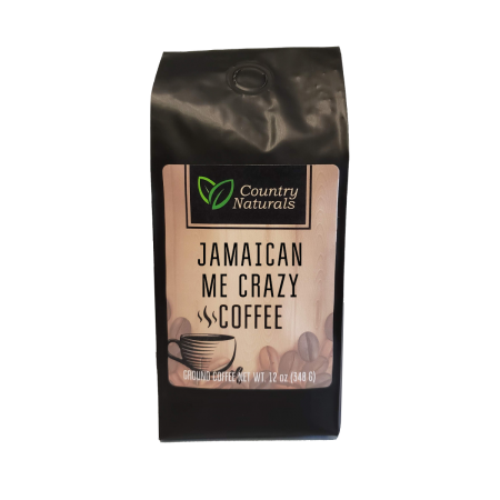 Jamaican Me Crazy coffee 12oz Bag