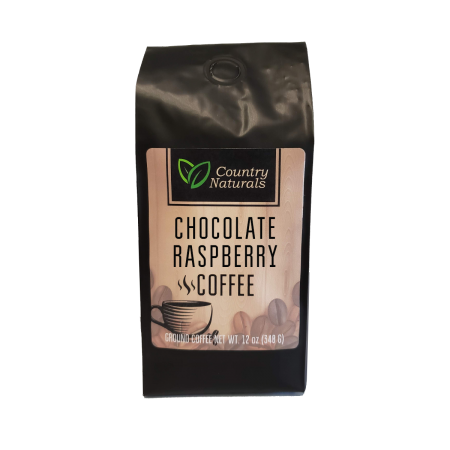 Chocolate Raspberry coffee 12oz Bag